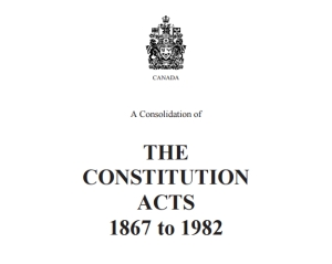The Constitution Act