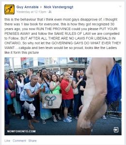 More LGBT Penis